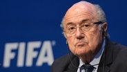 FIFA-Präsident Joseph Blatter © imago/EQ Images