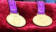 Medaillen sind das Ziel aller Athleten © SID-IMAGES/Pixathlon/
