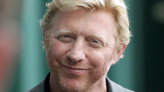 Boris Becker glaubt an gute Chancen für Kerber © SID-IMAGES/Pixathlon/