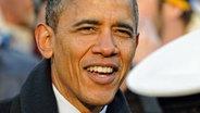 Barack Obama stärkt das Gemeinschaftsgefühl © SID-IMAGES/Pixathlon/