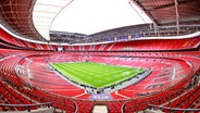 Das Wembley-Stadion © picture alliance / dpa Fotograf: Anton Denisov