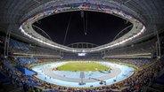 Das Olympiastadion in Rio de Janeiro. © Imago/ Bildbyran