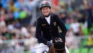 Der deutsche Reiter Michael Jung © picture alliance/augenklick/GES Fotograf: Marvin Ibo