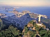 Blick auf Rio de Janeiro © picture alliance/Bildagentur-online