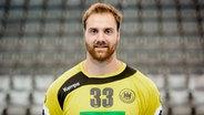 Der deutsche Handballspieler Andreas Wolff © dpa Fotograf: Christoph Schmidt